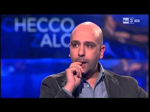Checco Zalone, Che tempo che fà, 20.12.2015