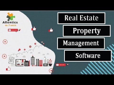Real Estate Management Software