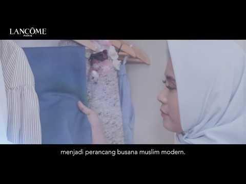 Lancôme x Harper's Bazaar Indonesia: Restu Anggraini