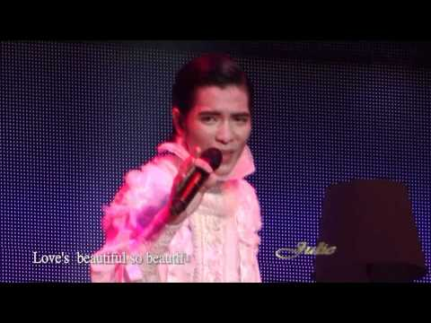 蕭敬騰\beautiful love\新加坡演唱會20120114