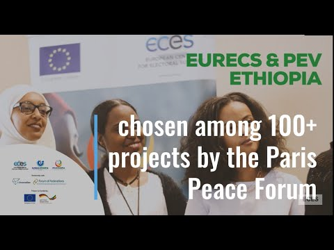 Trailer: ECES selected at Paris Peace Forum!