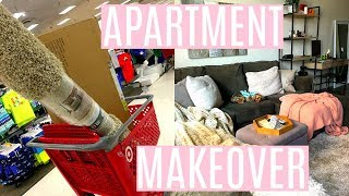 Apartment Living Room Makeover