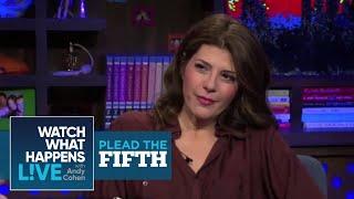 Marisa Tomei   Pleads The Fifth   WWHL