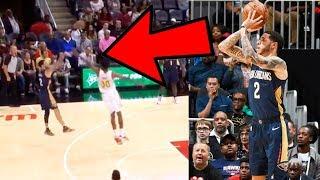 What We Learned From Lonzo Ball's NBA Preseason DEBUT | JUMPSHOT BREAKDOWN + Nasty Assists
