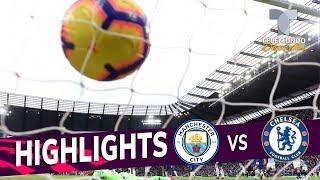Manchester City vs. Chelsea: 6-0 Goals & Highlights | Premier League | Telemundo Deportes