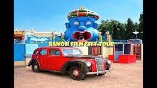 Worlds Biggest Film City Tour 2018 | Hyderabad | Watch to Experience