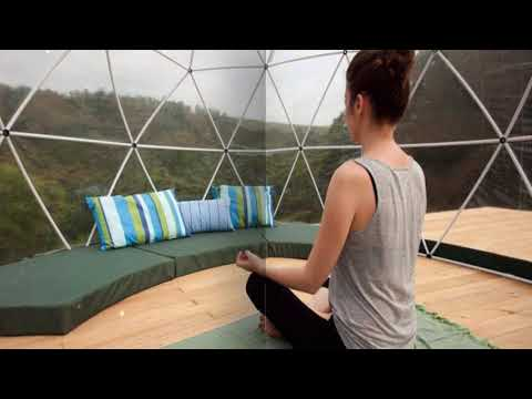 Geodesic Dome Igloo