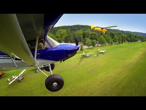 Ozark Backcountry Fly-In 2014 - Overview