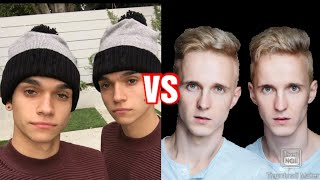 Lucas and Marcus vs twins from Russia *who won*