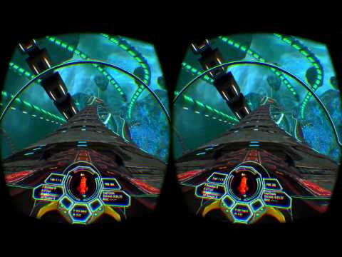 RADIAL G OCULUS RIFT DK2 BUY THIS GAME !!