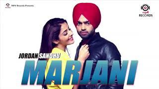 Marjani – Jordan Sandhu