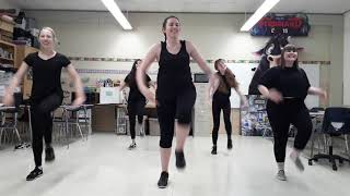 Imposible by Luis Fonsi and Ozuna - Dance by Spanish Students