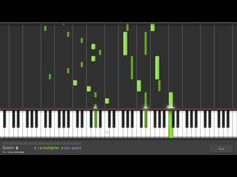 Synthesia - 「The Myth」 - Endless Love [100% Speed]