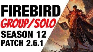 Patch 2.6.1 Firebird Meteor Wizard Solo & Group Build Season 12 Diablo 3