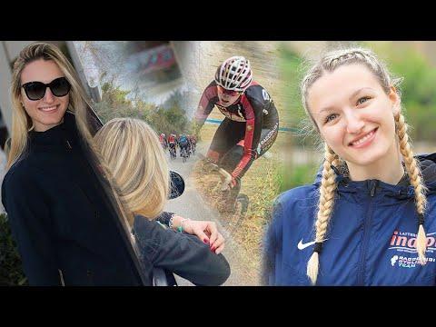 """Camilla Vassallo a """"cicliste in streaming"""""""