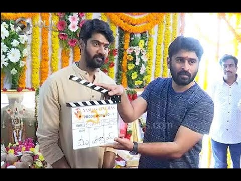 Naveen Chandra New Movie Opening