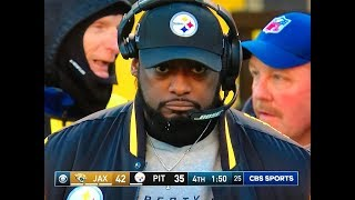MIKE TOMLIN SHOULD BE FIRED!