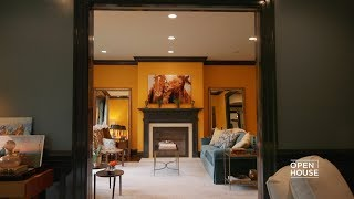 Bold Color and Design in Pound Ridge | Open House TV