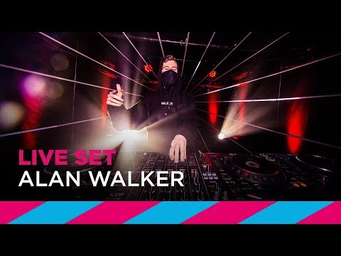 Alan Walker (DJ-set LIVE @ ADE) | SLAM!