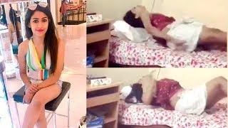 Malayalam Actress Aparna Vinod Funny Bedroom Video
