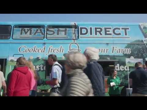 Mash Direct Balmoral Show 2016