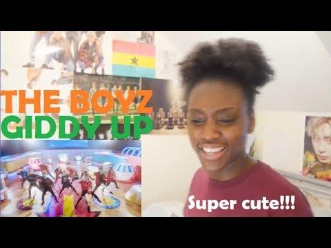 THE BOYZ (더보이즈) - GIDDY UP MV REACTION [WE LOVE A FUN CHOREO]