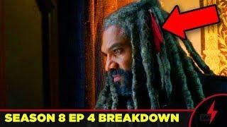 "Walking Dead 8x04 Breakdown - WHY EZEKIEL FAILED (""Some Guy"" Analysis)"