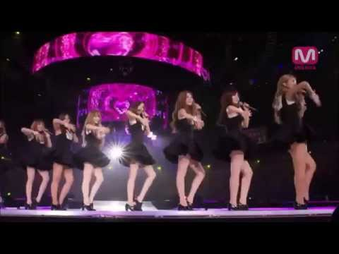 Last performance (제시카) [SNSD] We Believe In You Jessica Jung! Part2