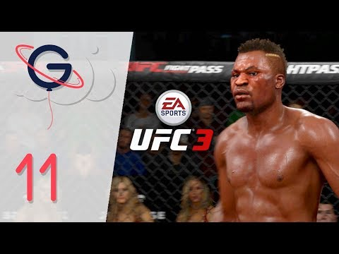 EA Sports UFC 3 FR #11 : Le puissant NGANNOU ! - YouTube