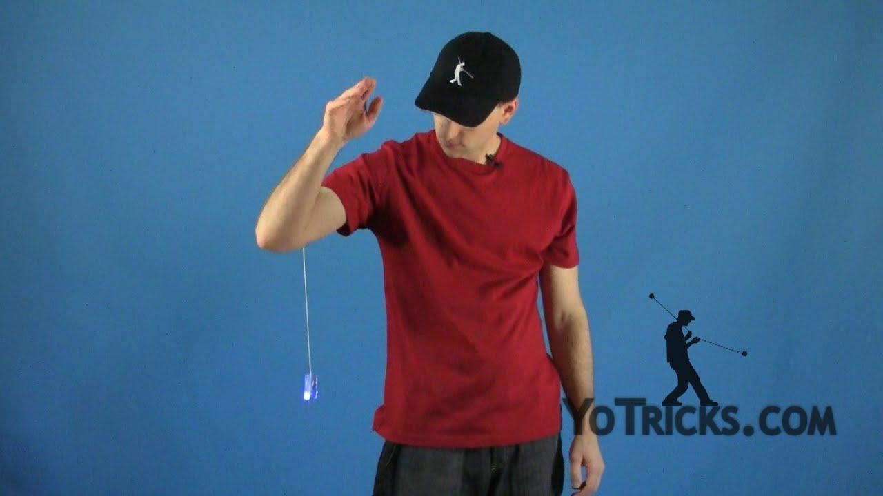 Beginner Yo-yo Trick - Around the Corner - YouTube