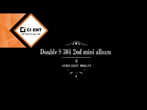[Double S 301(더블에스301)] - JAPAN 2ND MINI ALBUM 'S' HIGHLIGHT