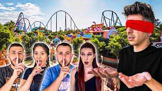 ULTIMATE Hide n Seek in an Amusement Park!