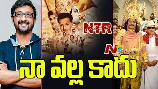 Director Teja out from Nandamuri Balakrishna's NTR Biopic?..
