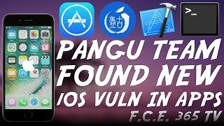 PANGU TEAM FOUND iOS VULNERABILITY IN 16.000 APPS | What To Do