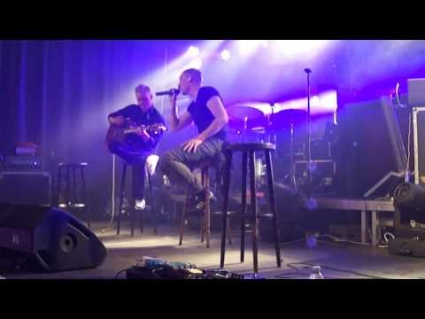 Poets of the Fall - Desire Acoustic (and some fooling around), Mannheim, Alte Seilerei, 11.10.2013