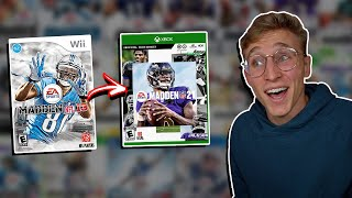 Playing Every Madden in One Video...