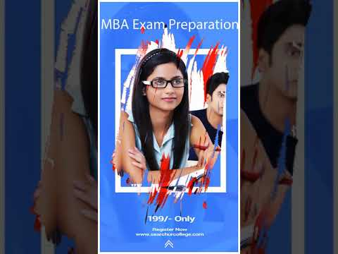 MBA Exam Preparation