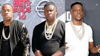 """NOT GOTTI! Blac Youngsta Reveals Boosie Is The Only Rapper He Never Would Beef With """"He Made Me Cry"""""""