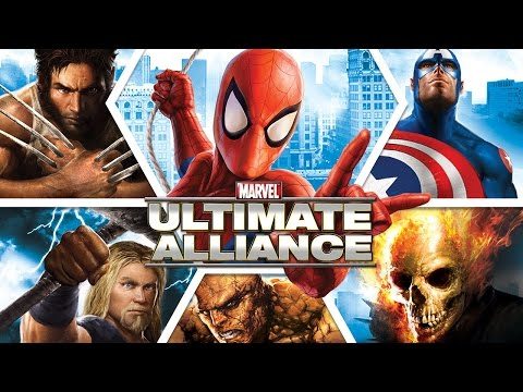Marvel Ultimate Alliance Trailer (2016)