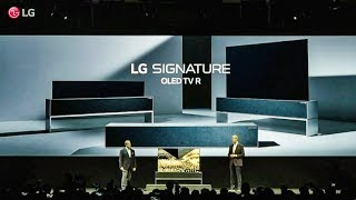 LG press conference at CES 2019 in 8 minutes