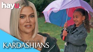 Khloé Gets North West A Hamster Without Telling Kim! | Season 16 | Keeping Up With The Kardashians