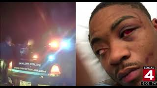 Police Violently Attack Young Man As He Screams For His Mother