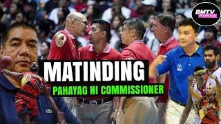 MATINDING PAHAYAG NI COMMISSIONER WILLIE MARCIAL SA NANGYARING GULO SA SMB |