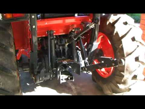 3 Point Hitch Overview Youtube