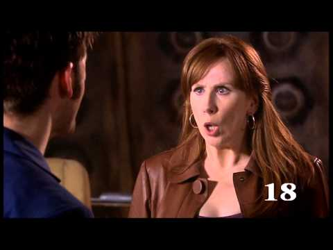 Donna Noble Says Oi,