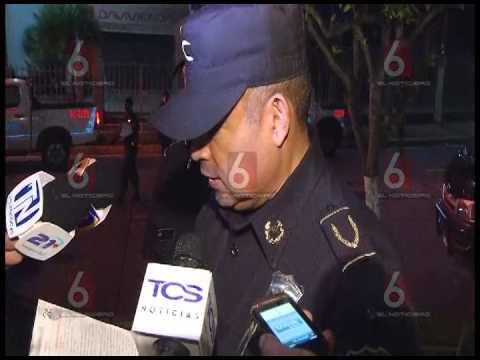 Operativo en San Salvador y Mejicanos en contra de pandillas @MoreVL_TCS