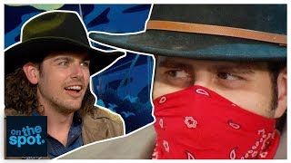 On The Spot: Ep. 154 - Red Dead Blaine   Rooster Teeth
