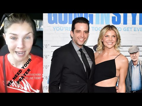 """Nick Cordero's Wife """"Amanda Kloots"""" Tearful Request for Prayer as She Reveals Nick Health Condition"""