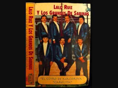 Lalo Ruiz Y Sus Grandes De Sabinas - Siempre En Mi Mente