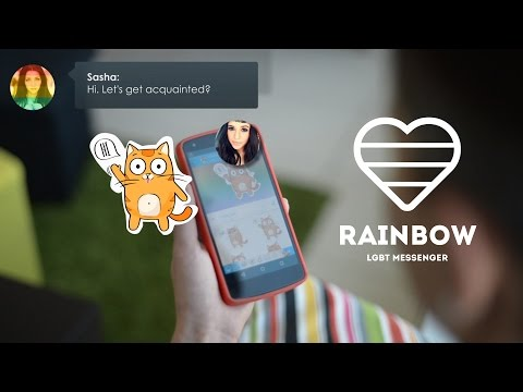 Gay chat messenger